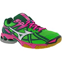 Mizuno WAVE Bolt 4 Green/White/Electric