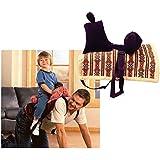 Ducomi® Cavalluccio - Silla de Juguete para Niños de 2 a 6 Años - Travesti su Papá en un Caballo o Potro Galopante y la Diversión con Él