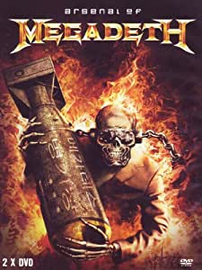 The Arsenal Of Megadeth [DVD] [2006]