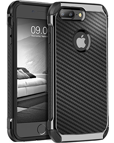 coque iphone 8 noir antichoc