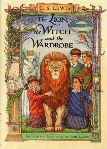 The Lion, the Witch and the Wardrobe: A Graphic Novel by C. S. Lewis (1995-05-18)