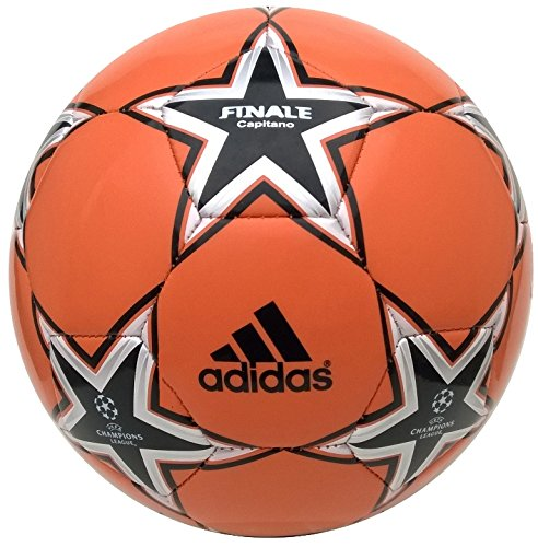 ed2fa4c557a7b adidas Finale Capitano UEFA Champions League Football Orange, Taille 5