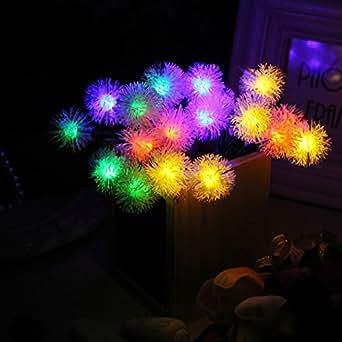 Innoo tech guirlande lumineuse solaire d 39 ext rieur 20 led for Luminaire exterieur guirlande