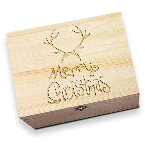 Festive Hirsch Strass Christmas Eve Treat Box