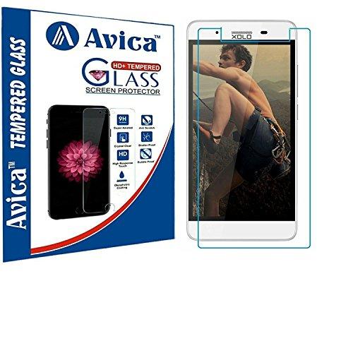 AVICA 0.3mm HD Premium Tempered Glass Screen Protector for Xolo Era 4K image
