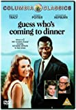 Guess Who's Coming To Dinner [DVD] [1967]