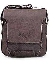 Polo Factory - Bolso al hombro para hombre Talla única