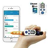 CLIPSULIN Dispositivo Registratore Dosi Penna per Insulina Accurato con Supporto Bluetooth  ...
