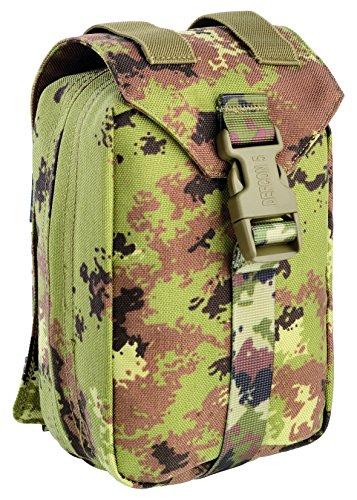 DEFCON 5 Erste Hilfe Tasche Quick Release Medical Pouch Italian Camo