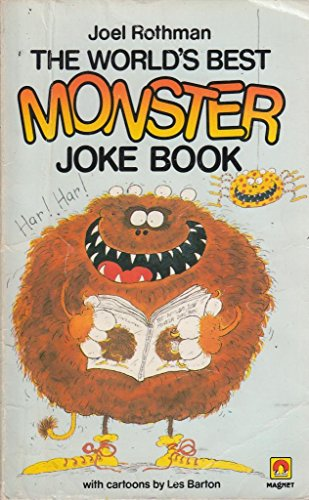 The world's best monster joke book