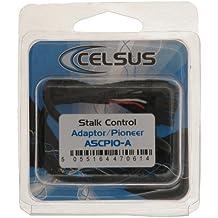 Celsus ASCPIO-A - Cable adaptador de interfaz para control de radio desde el volante