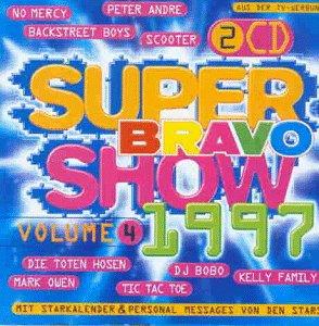 Media (Sony Music) Bravo Super Show 4