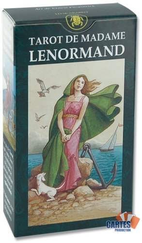 Jeu de 78 cartes : Tarot de Mme Lenormand