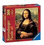 Ravensburger 14005 - Leonardo La Gioconda - Puzzle 300 pezzi Art Collection
