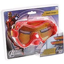 Marvel Avengers Iron Man Kinder Schwimmen Maske Einheitsgröße Kinder Schwimm Brille Neu
