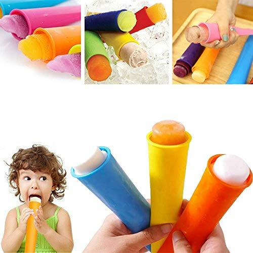 EIS am Stiel Schimmel Taschen, gesunde hausgemachte Snacks, Gefrierschrank Pop, Gogurt, Ice Candy, BPA frei und FDA genehmigt Popsicle Maker  (Candy Pop Schimmel)