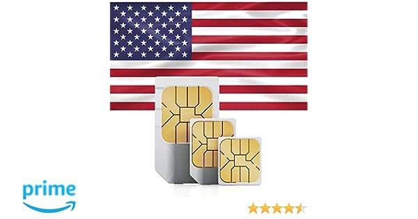 Handytarife Sim Karten Sms Unbegrenzte Nationale Internationale Anrufe 3g 4g Lte 30 Tage Standard Micro Nano Travsim Prepaid Sim Karte Für Usa Puerto Rico Von Lycamobile 6 Gb Mobile Daten Elektronik
