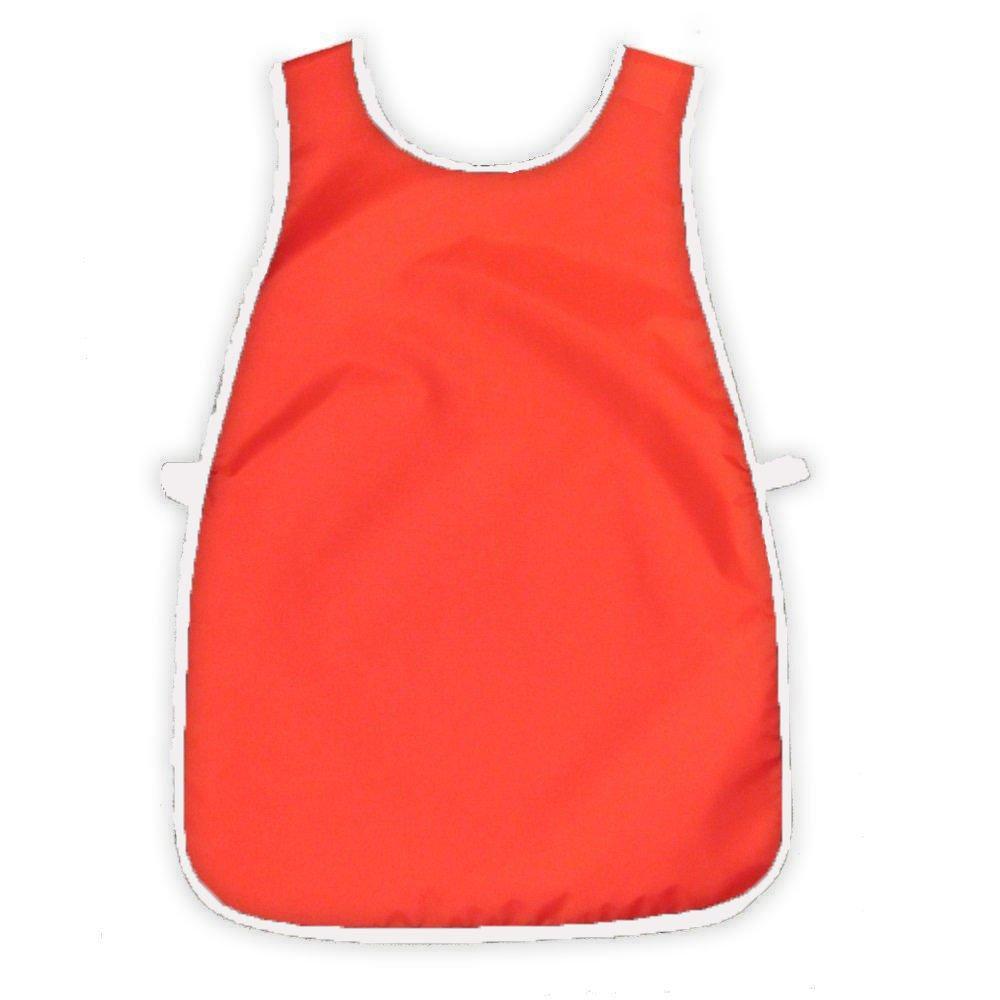 White tabard apron - Kids Tabard Apron Plain Elasticated Ages 1 2 3 4 5 Playgroup Crafts Painting Amazon Co Uk Clothing