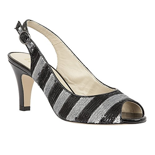 lotus-palladia-black-silver-sequins-peep-toe-court-shoes-5