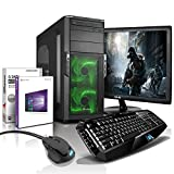 Shinobee Komplett Gaming PC AMD A10-7850K