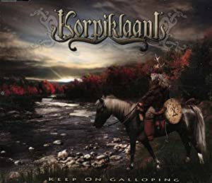 KORPIKLAANI - Keep On Galloping (Single)