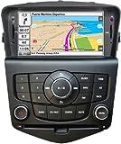 2DIN 7' CHEVROLET CRUZE: NAVEGADOR GPS, MANOS LIBRES BLUETOOTH, CD, DVD, USB, SD, IPOD