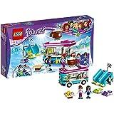 Lego Friends 41319 - Estación de esquí: Furgoneta de chocolate caliente