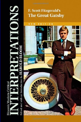 The Great Gatsby (Hardcover) The Great Gatsby - Harold Bloom