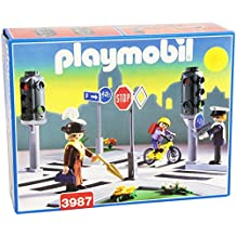 Playmobil carrefour for Maison moderne playmobil carrefour