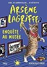 Arsène Lagriffe, tome 5 : Enquête au musée par Gray