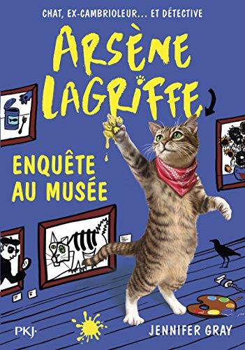 Arsène Lagriffe, Tome 5 : Enquête au musée