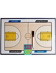 ANDUX Zone entrenador Táctica de Baloncesto / Fútbol Carpeta pizarras ZUB-01 (tácticas de Baloncesto)