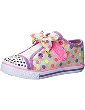 Skechers Chit ChatFlighty Flare - zapatilla deportiva de material sintético niña