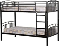 Ventura 3' Bunk Bed in Black
