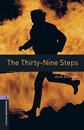 Oxford Bookworms Library: Oxford Bookworms 4. Thirty Nine Steps MP3 Pack por John Buchan
