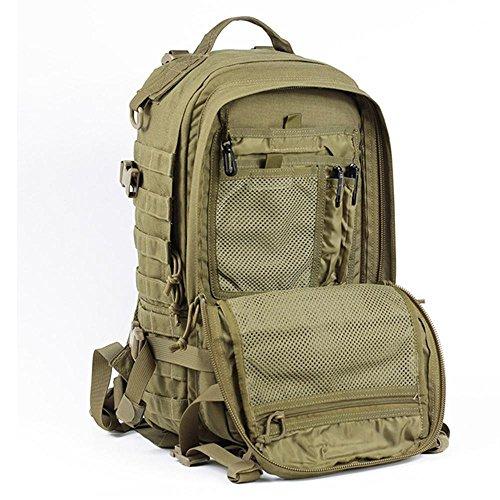 Borsa a tracolla casual sport outdoor zaino multifunzione zaino mimetico camouflage camouflage tattico pacchetto, grigio grigio