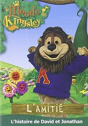 DVD le Monde de Kingsley - l'Amitié : l'Histoire de