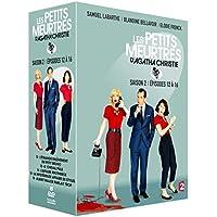 COFFRET LES PETITS MEURTRES D'AGATHA CHRISTIE saisons 2 Episodes de 12 à 16 : 5 FILMS