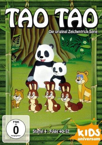 Tao Tao - Staffel 4, Folge 40-52 [2 DVDs]