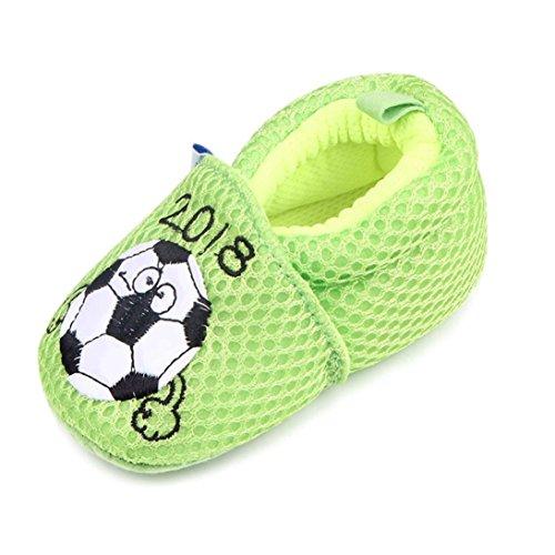 FNKDOR Neugeborenes Baby Sneaker Mesh Schuhe Lauflernschuhe(0-4 - Mädchen Baby Schuhe 3 High-tops Größe