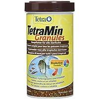 TETRA TetraMin Granules - Aliment Complet en granulés pour Poisson tropicaux - 500ml