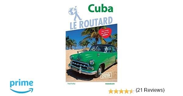 Carte Cuba Guide Du Routard.Amazon Fr Guide Du Routard Cuba 2019 Collectif Livres