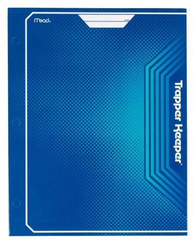 mead-trapper-keeper-2-pocket-portfolio-12-x-938-x-12-inches-blue-72646