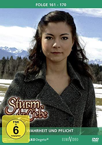 Sturm der Liebe 17 - Folge 161-170: Wahrheit und Pflicht (3 DVDs)