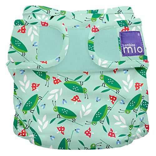 Bambino Mio, miosoft culotte de protection, sacrée sauterelle, taille 1 (