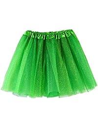 82d27fe25 Amazon.es: ballet niño - Verde / Faldas / Niña: Ropa