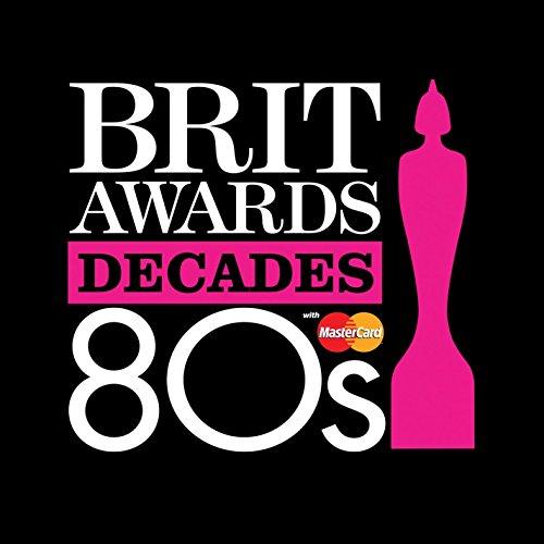 Brit Awards Decades 80s