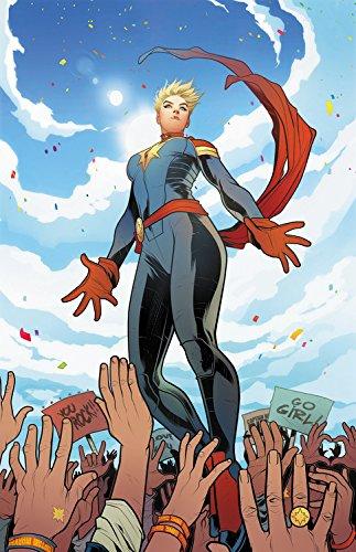 Preisvergleich Produktbild The Mighty Captain Marvel Vol. 1