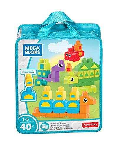 Mega Bloks Building Basics - Bloques construye tu