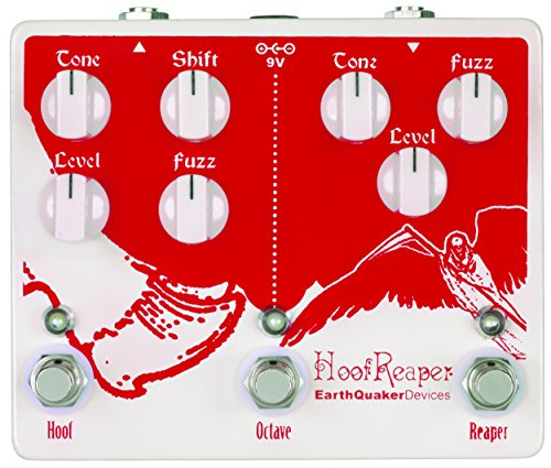EarthQuaker Devices Hoof Reaper · Pedal guitarra eléctrica